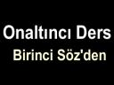 Osmanlıca Dersleri 16