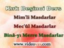 Osmanlıca Dersleri 45