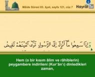 A. Hüsrev Hattı Kur'an-ı Kerim Hatm-i Şerifi
