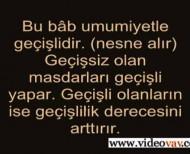 Osmanlıca Dersleri 64