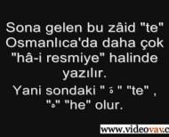 Osmanlıca Dersleri 66