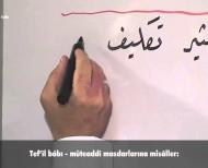 Osmanlıca Dersleri (Arapça ve Farsça U.) – 09