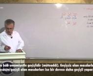 Osmanlıca Dersleri (Arapça ve Farsça U.) – 08