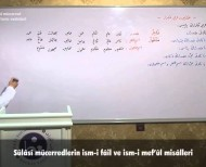 Osmanlıca Dersleri (Arapça ve Farsça U.) – 07