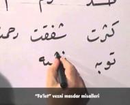 Osmanlıca Dersleri (Arapça ve Farsça U.) – 06-1