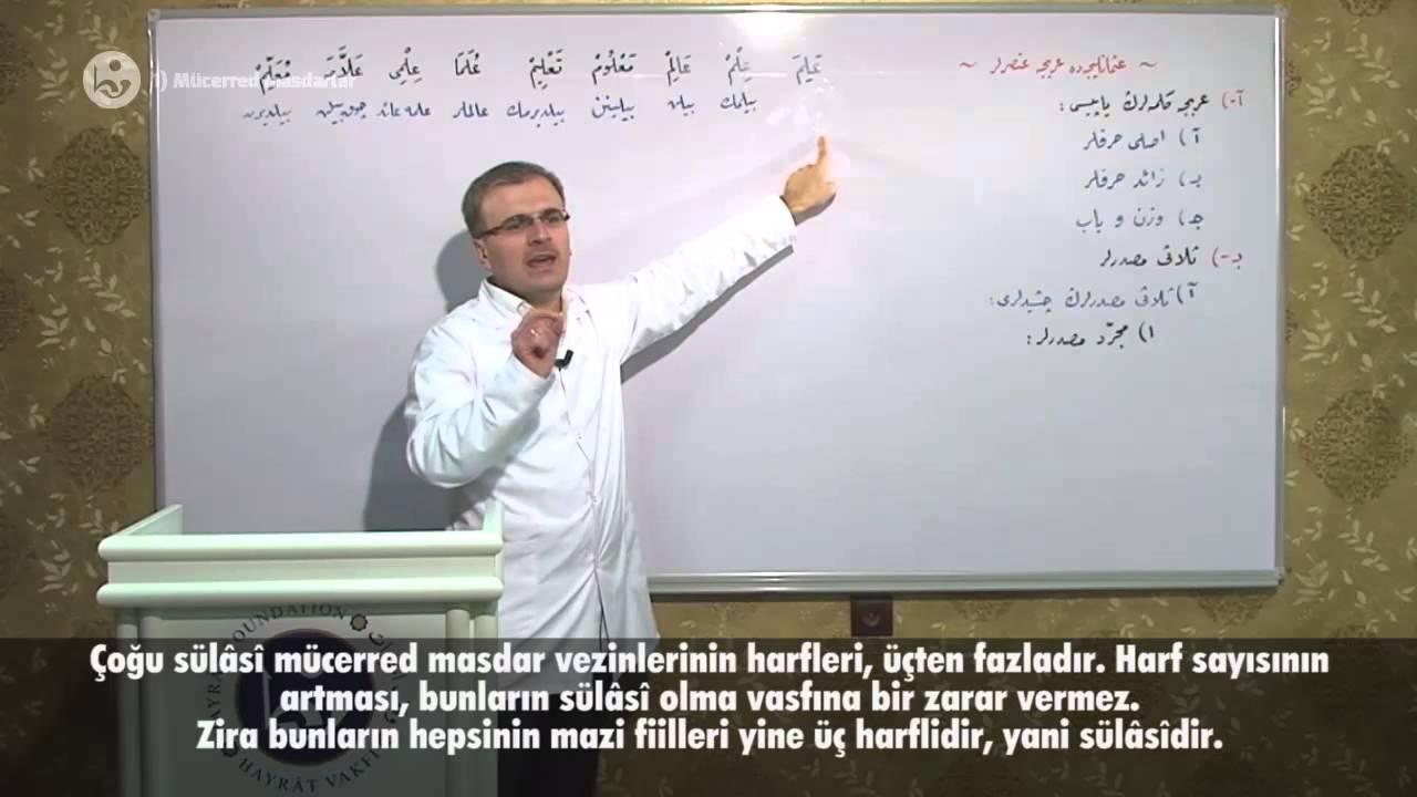 Osmanlıca Dersleri (Arapça ve Farsça U.) – 03