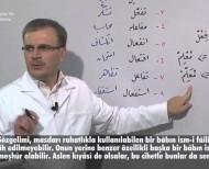 Osmanlıca Dersleri (Arapça ve Farsça U.) – 04